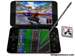 Nintendo : Launches Handheld 3d Game