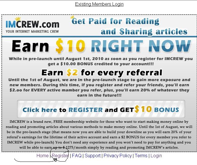 Daftar forex gratis 5 dollar