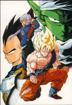 wallpaper anime Dragon Ball-Z goku gallery