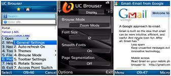 UC Browser VS Opera Mini