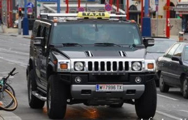 luxury hummer taxi wallpaper