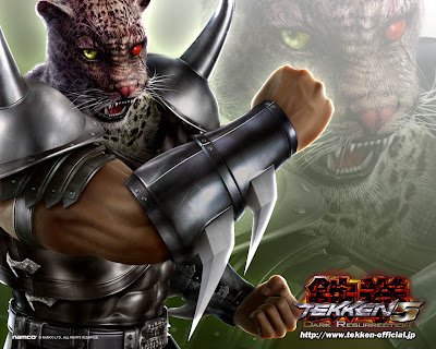 tekken tag tournament 5 game wallpaper