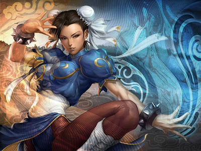 chun li street fighter
