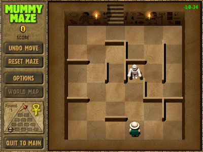 game PC Mummy Maze download
