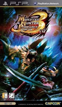 PSP GAME Monster Hunter Portable 3