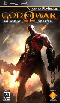 God of War Ghost of Sparta,psp game download