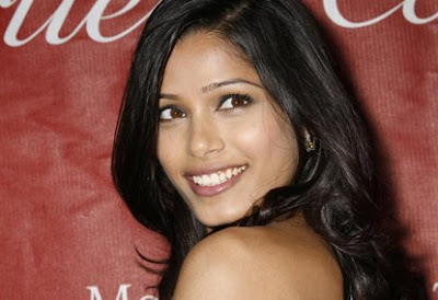 beautiful freida pinto sexy