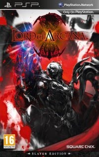 2011 EUROPE PSP game download Lord of Arcana