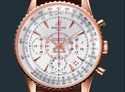 Breitling Montbrillant 01 watch replica