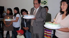 10th Anniversary El Oasis-10 Cakes/10 Ministries