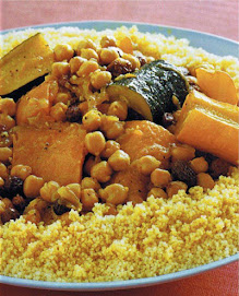 COUSCOUS AU POISSON