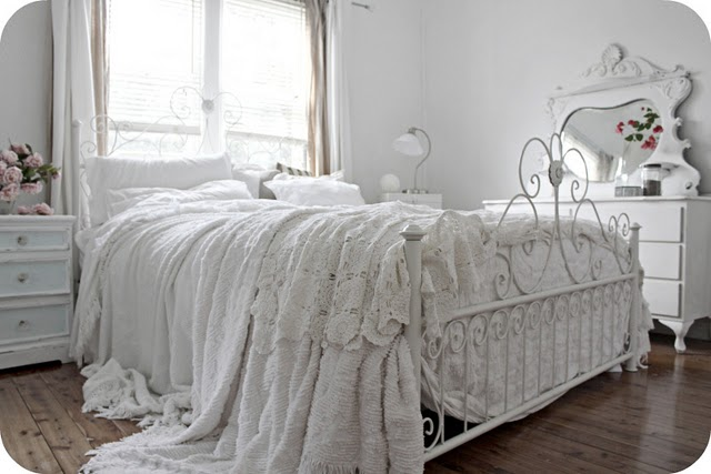 Shabby Chic Ireland Romantic Shabby Chic Bedrooms
