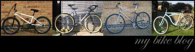 My Bike Blog