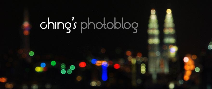 ching's photoblog