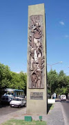 LA COLUMNA CABOT QUE ACOMPA A SAN MARTIN AL CRUCE DE LOS ANDES