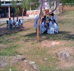 Aprovechamos todos los espacios físicos del local escolar