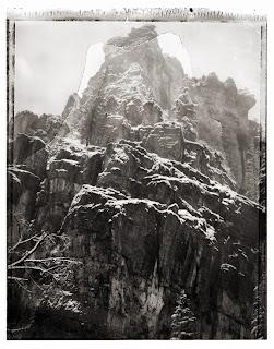 Type 55 Polaroid, AF Canyon