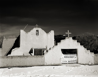 San Lorenzo Church at the Picuris Pueblo - Brandon Allen