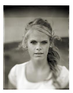 Black and White Portraits - Brandon Allen Photography