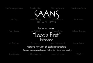 Saans Downtown Gallery - Salt Lake City, UT - Brandon Allen Photography