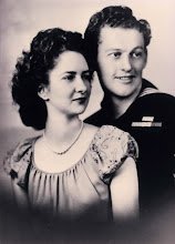 Ed and Ruth Milton 1945