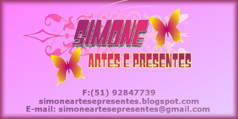 Simone Artes e Presentes