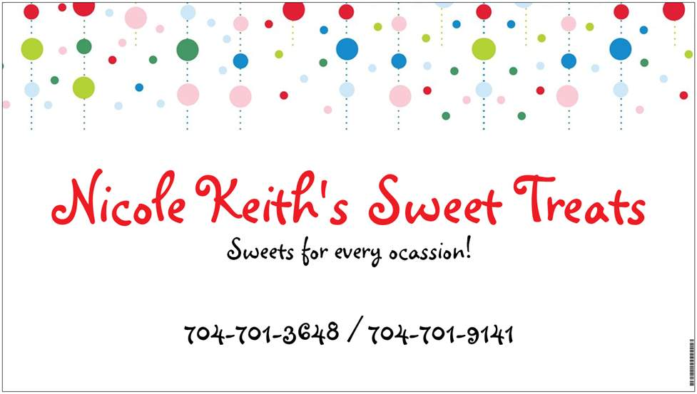 Nicole Keith's Sweet Treats