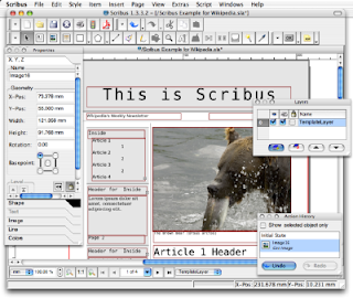 Scribus Mac
