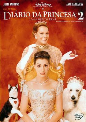 Filme O Diário Da Princesa 2   Dublado