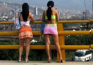 prostitutas en medellin historia de la prostitucion