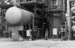 Trabajo de campo. Refinería La Plata, Repsol YPF