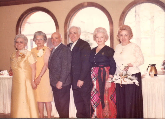 Celebrating Christines' 50th Wedding Anniversary 1973