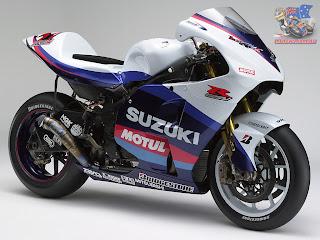Ordinaire Motosport Suzuki GSVR 2005 MotoGP Style Modified