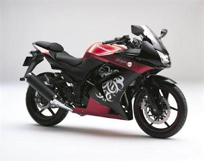 Image of Gambar Motor Ninja 250 Cc