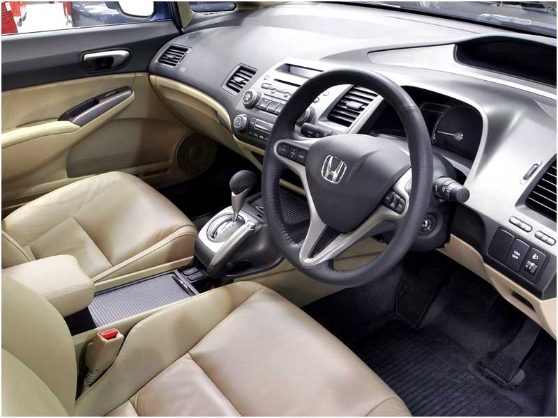 Honda Civic 2011 Interior