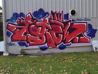 Graffiti Tagging Fonts