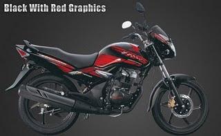 New Honda Unicorn Grand 150 Prix Edition Black Red Bodykit