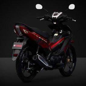 2010 New Yamaha Lexam 115cc
