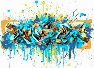 Wildstyle Graffiti Murals