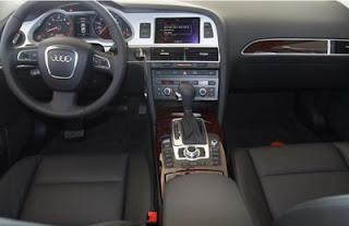 2011 Audi A6 3.2 Sedan