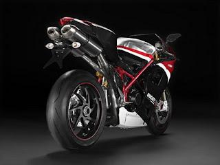 Motorcycle 2011 Ducati 1198 SportBike