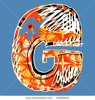 Graffiti Letter G Design