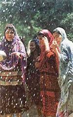 جشن آب پاشون يا جشن تيرگان ( جشن ستاره تيشتر و باران آور ) مراسم زيبا و بي نظير