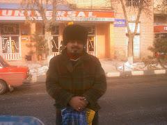 زمستان 83 - آذربايجان - باكو مرز نخجوان (19 درجه زير صفر)