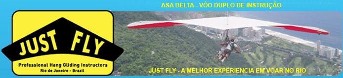 Asa Delta Vôo Duplo de Instrução Rio de Janeiro Brasil