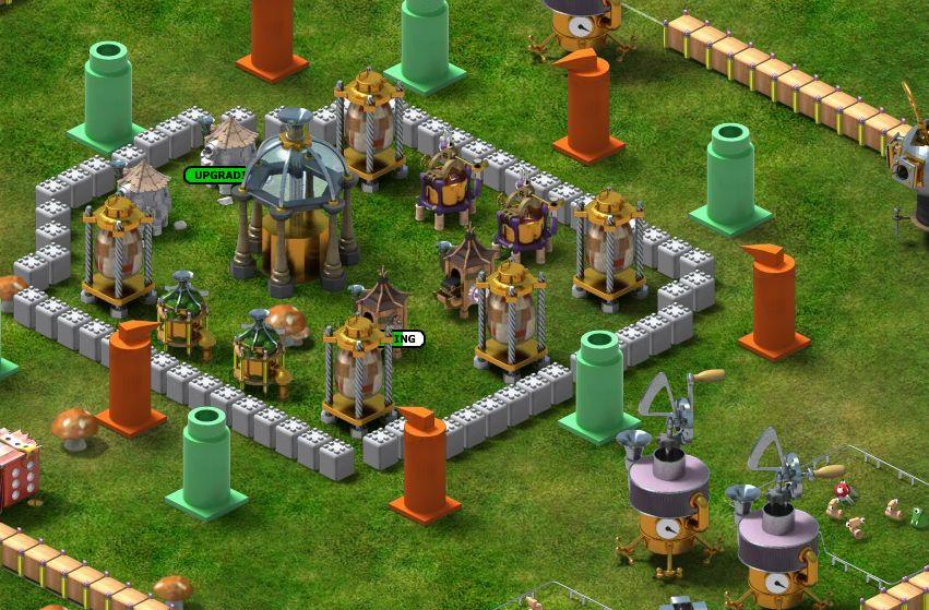backyard monsters defense layout image search results backyard