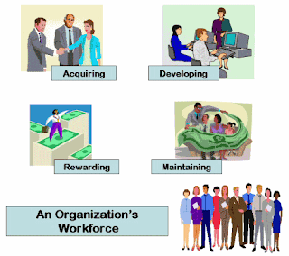 the human resource management in the business organizations hrm Human resource management (hrm) professionals perform many vital business activities in organizations as both private and public sector organizations have become more concerned about such issues as legal compliance and ensuring employee work behaviors are aligned with strategic objectives, the demand for well-trained hrm professionals has increased greatly.