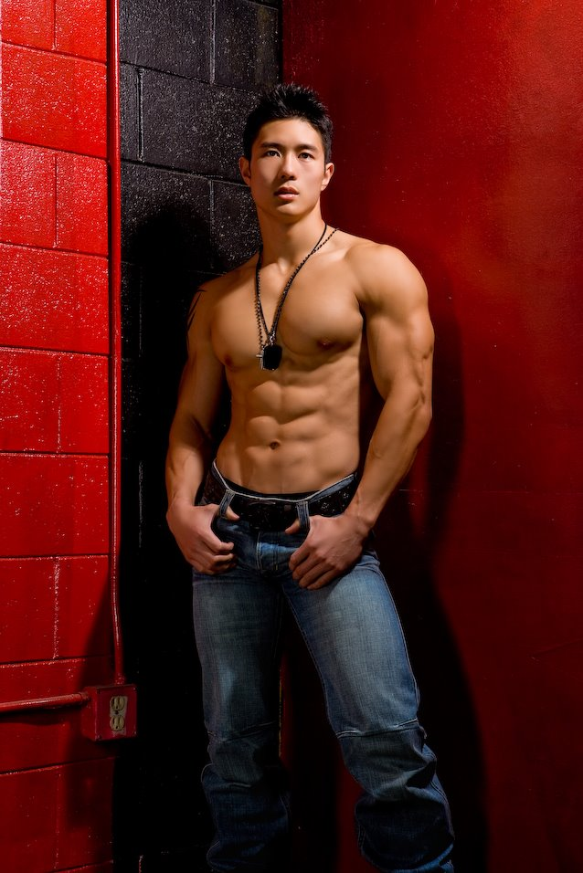 голые китайские мужчины фото