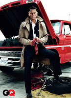 Channing Tatum does GQ