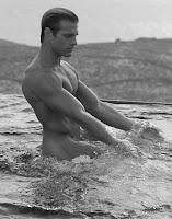 male model Joseph Sayers